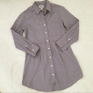 Levi's Oxford Shirt Dress